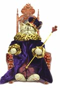 king cat doll
